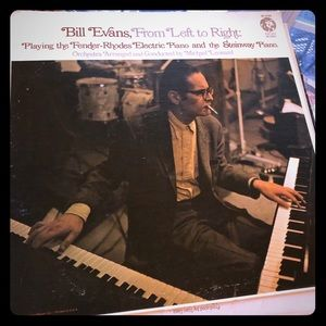 Bill Evans From Left to Right LP